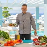 BBQ & Live Cooking at  Cronwell Resorts in Greece